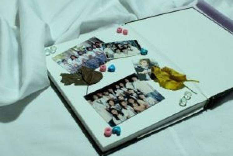 как украсить школьный дневник