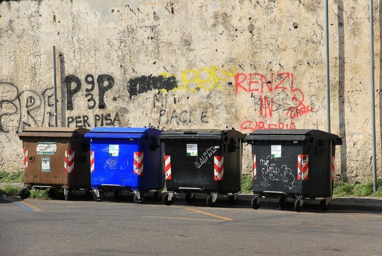 Вывоз мусора в Санкт-Петербурге